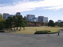 東京ど真ん中の秋旅