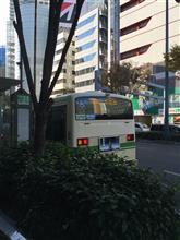 大阪市営バスにバックカメラ