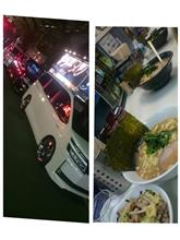 麺とイタリアプチ♬