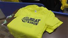 黄色い BEAT のTシャツ