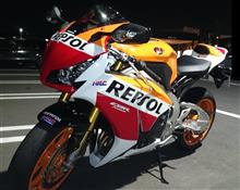 CBR1000RR SP FireBlade (逆車フルパワー ABSなし)購入