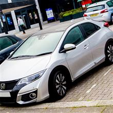【写真】【UK】Honda Civic (FK) in UK