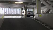 三越日本橋本店の駐車場
