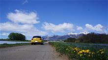 DS3で行く八ヶ岳周辺新緑探検ドライブ2014