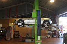 BMW Z3 ATF交換