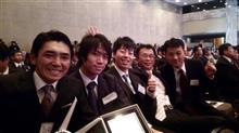 JAF表彰式でした!