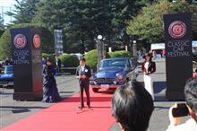 2015トヨタ博物館クラシックカー・フェスティバルin神宮外苑に行って来ました♪