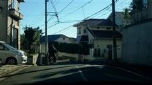おはよー ~自転車急降下で危険予知トレーニング な朝~
