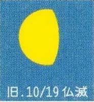 月暦 11月30日(月)