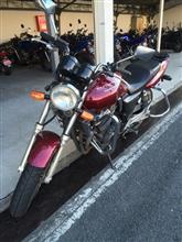 年に一度のバイクの日