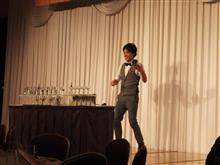 第8回美食節「横浜中華街 コラボレーションディナー」(フレアバーテンディング)
