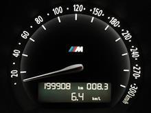 Z4M Roadster あと92kmで、20万キロ