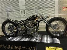 24th Annual Yokohama Hot Rod Custom show 2015 その⑤カスタムバイク編<全3編中第3弾>