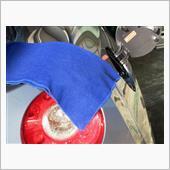 洗車でギックリ!
