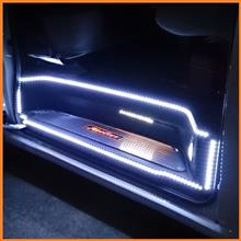 2015/12/13 スライドドアステップの光り物補修&追加♪