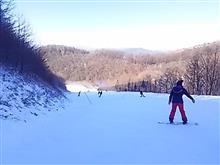 今シーズン初滑りは大成功!!その後・・・