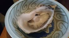牡蠣の季節ですね(^O^)