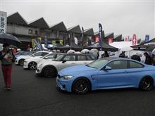 流星号(BMW E30 320i)ミドルツーリング-BMW Familie見物-