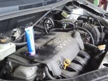 エンジンとATF(CVT)洗浄について