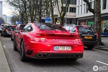 991.2型 赤 Turbo