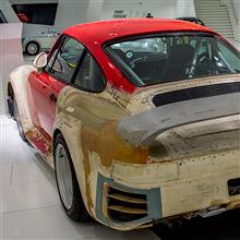【写真】ポルシェ博物館 part.3, Porsche 959 Aerodynamic Study C29