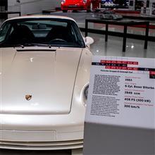【写真】ポルシェ博物館 part.4, Porsche Gruppe B Concept Car
