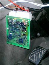チラ裏 : その1、完成。 (DA64Vエブリイの夜間使用を快適仕様にしよう。(車内照明の自動化)