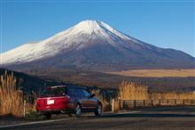 再び富士山