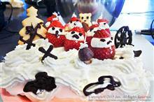 真実のクリスマスケーキ★ これはサタンXも真っ青かも♪w