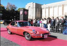 トヨタ自動車博物館から写真が届きました