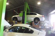 BMW F10 ATF全量交換
