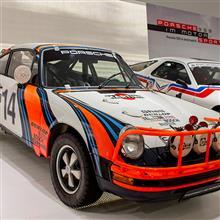 """【写真】ポルシェ博物館 part.9, Porsche 911 SC """"Safari"""""""