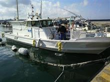 淡路島へショウサイフグ釣りに行きました