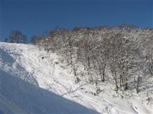 北海道ローカルスキー場20 朝里川温泉スキー場  ~今日も寒さに我慢~