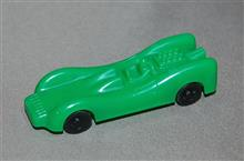 駄菓子屋系プラ玩具  レーシングカー
