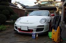 洗車はできたが・・・
