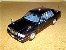 〈1/43〉NISSAN CEDRIC (YPY31) Patrol Car 大阪府警察 交通部交通指導課 暴走族対策室車両