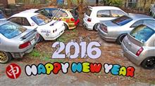 Happy New Year 2016 申
