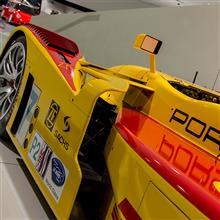 【写真】ポルシェ博物館 part.13, Porsche RS Spyder 2008