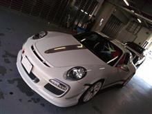 PORSCHE 911 GT3RS4.0 タイム更新(^_^)v