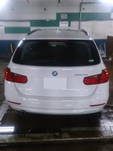 半年ぶりに洗車しました