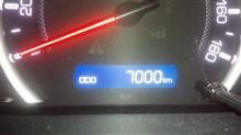 7000km!