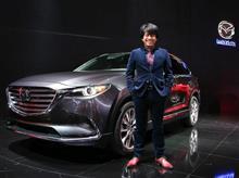 『新型「CX-9」の開発主査・大塚正志氏に聞く』<カーウォッチ>/気になるマツダのWeb記事。