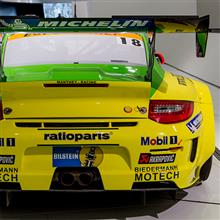 【写真】ポルシェ博物館 part.14, Porsche 911 GT3 RSR, GT3 Cup, GT3 R Hybrid