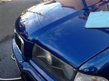 久しぶりに洗車してみた。