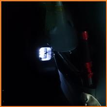 2016/01/11 リアヒーターのスイッチ部に照明を追加♪