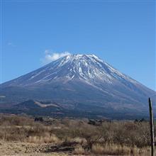 富士山あたりを一周ぶらっとドライブ