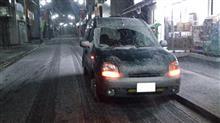 東京23区も雪...