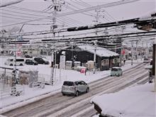 初冠雪と近況   追補・日暮れまでの1日
