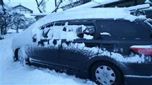松本の積雪量